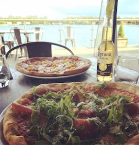 Berts Pizzeria Father's Day